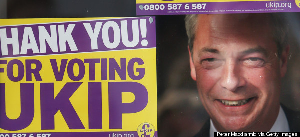 Cameron 'Pandering To Ukip' With Controversial New Peer