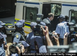 Pistorius Begins 5-Year Prison Term, Could Be Out After 10 Months