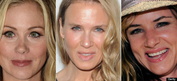 5 Stars Who Look More Like Renée Zellweger Than Renée Zellweger