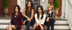 ASHLEY BENSON TROIAN BELLISARIO SHAY MITCHELL LUCY
