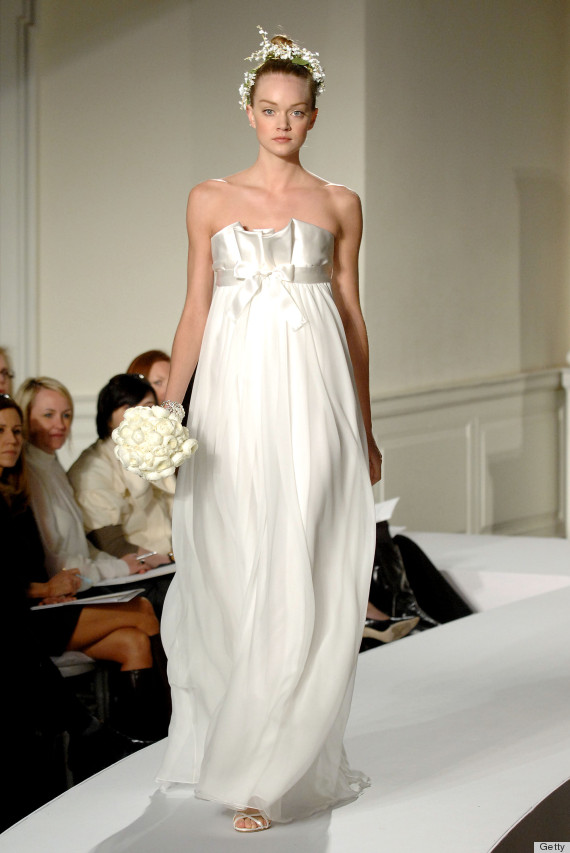 2007Oscar De La Renta s Wedding Dress Legacy Will Never Be Forgotten  . Oscar De La Renta Wedding Dress. Home Design Ideas