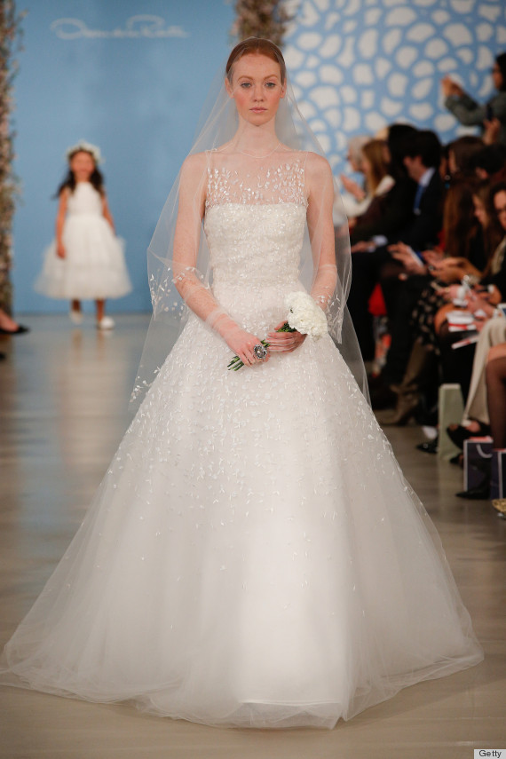 Oscar de la rentas wedding dress legacy will never be forgotten lace junglespirit Gallery