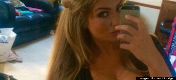 Lauren Posts The Most Outrageous Selfie We've Ever Seen