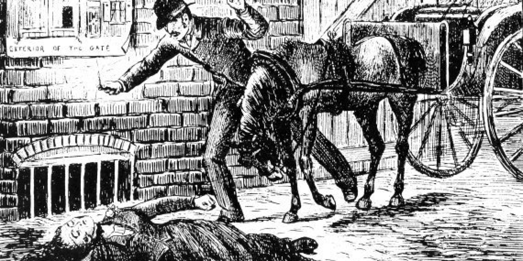 Jack The Ripper: 'Amazing Parallels' With Knife Crime and Migrants 130 Years Ago