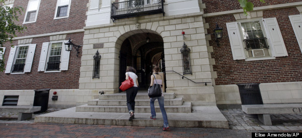 Harvard Students Must Ask University's Permission To Travel To Ebola Countries