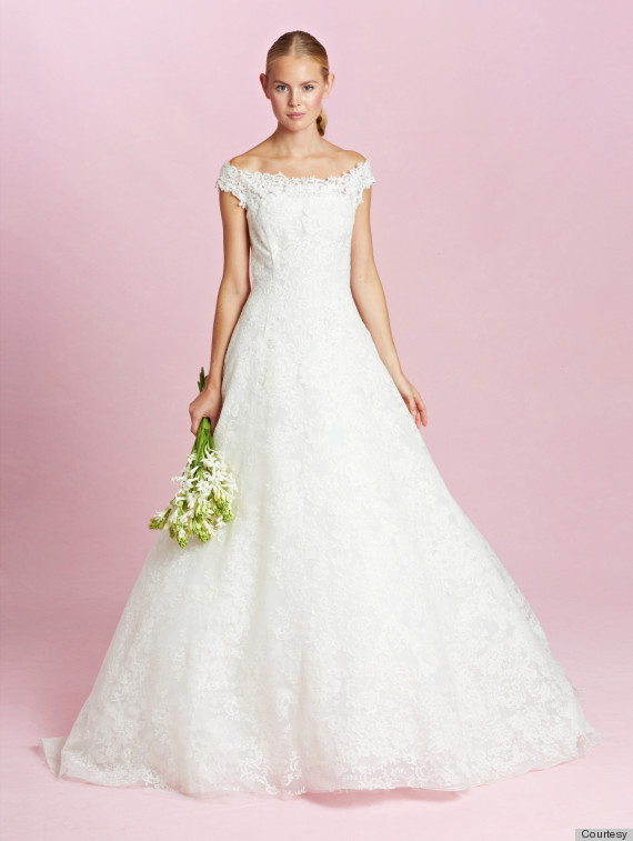 Oscar De La Renta\'s Wedding Dress Legacy Will Never Be Forgotten ...