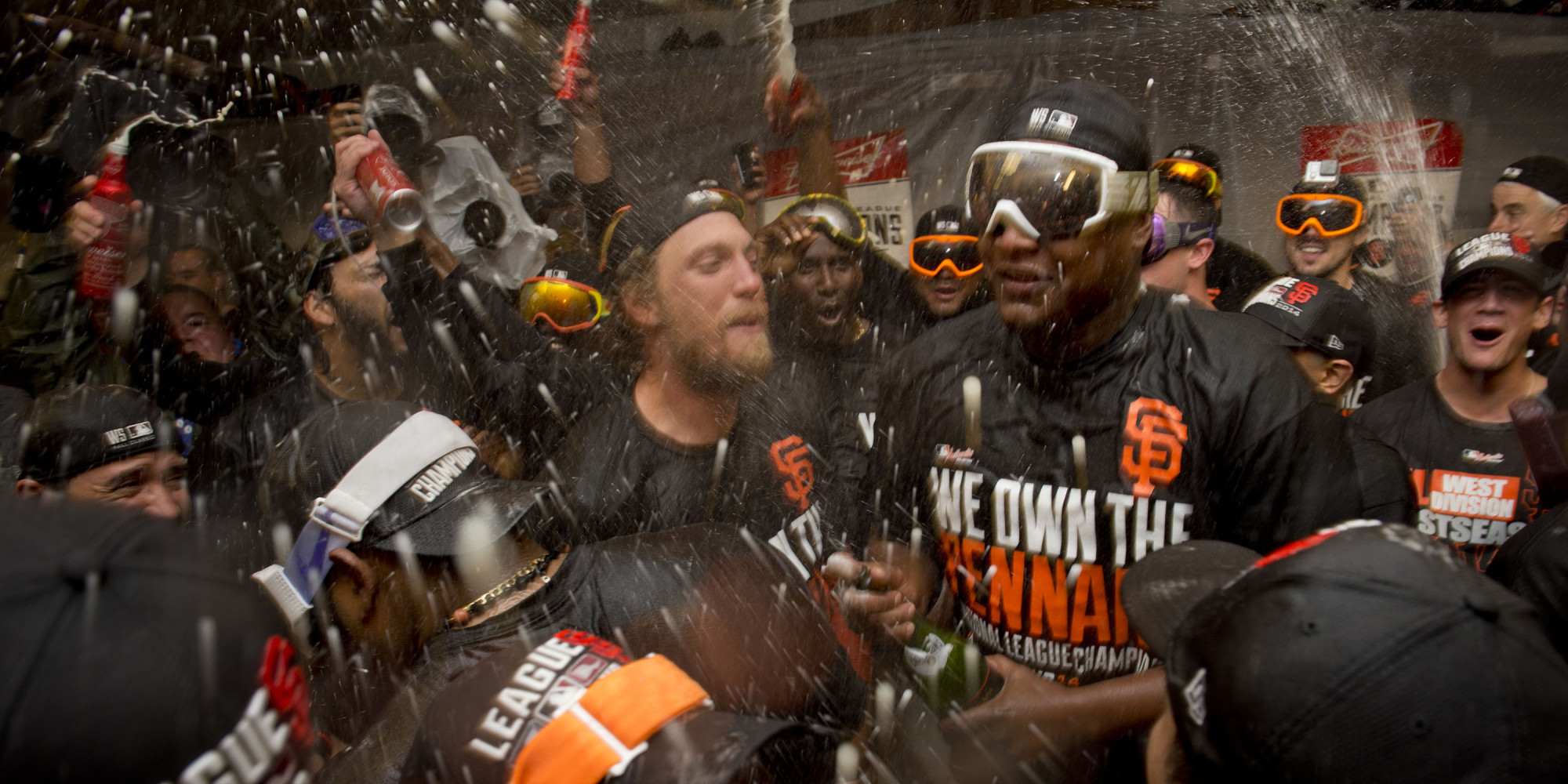 Charitybuzz: San Francisco Giants Fan Package: 4 Lower Box ...