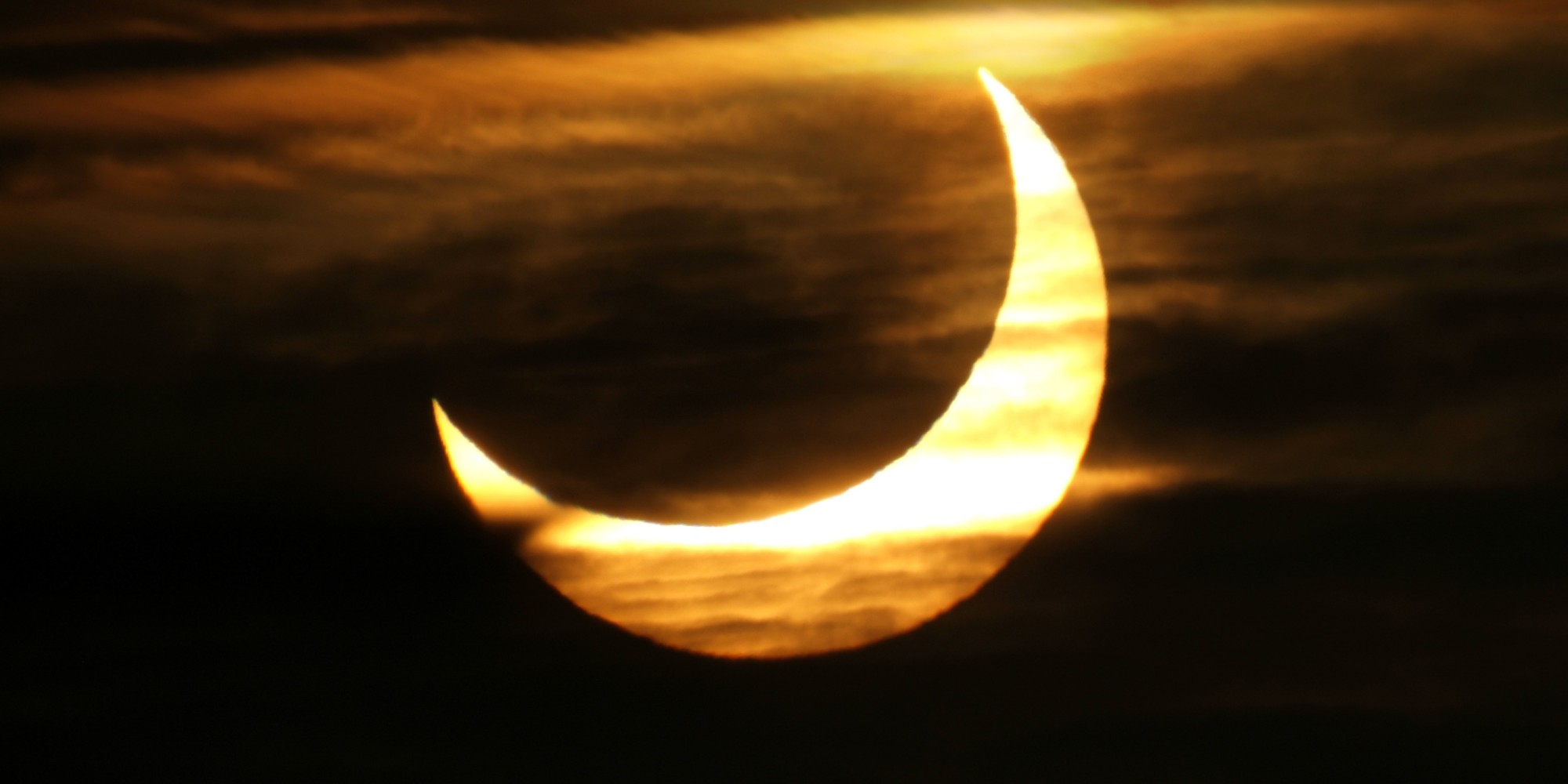 partial solar eclipse 2014 arrives thursday here 39 s how to. Black Bedroom Furniture Sets. Home Design Ideas
