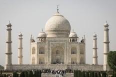 Taj Mahal | Pic: Rex