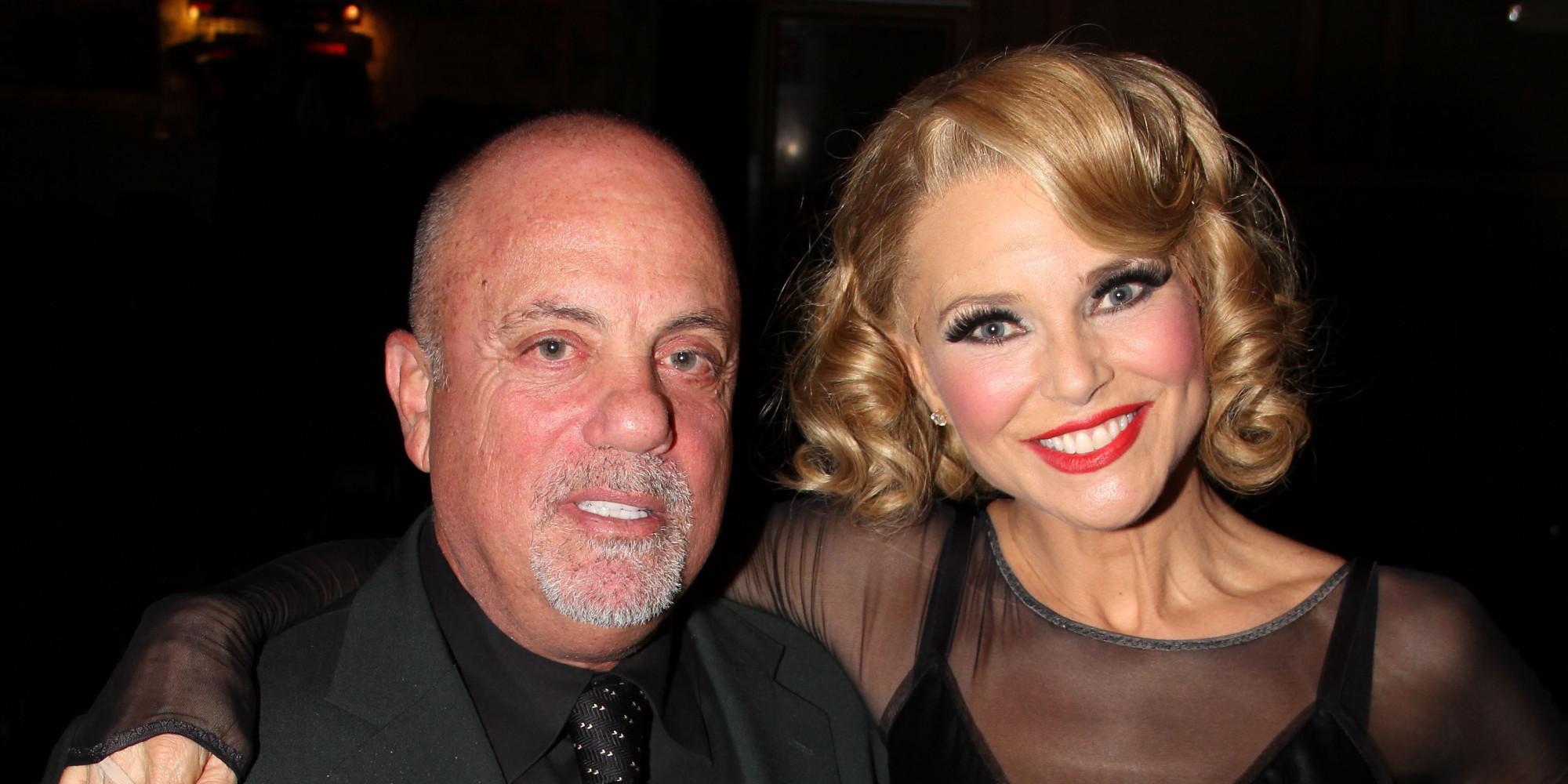 billy joel and christie brinkley dating