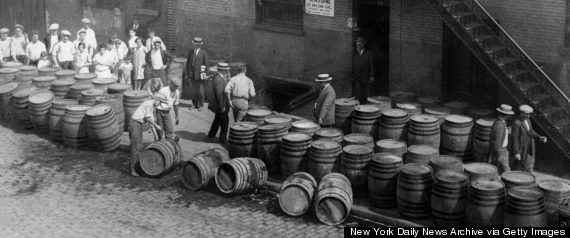 alcohol prohibition officers