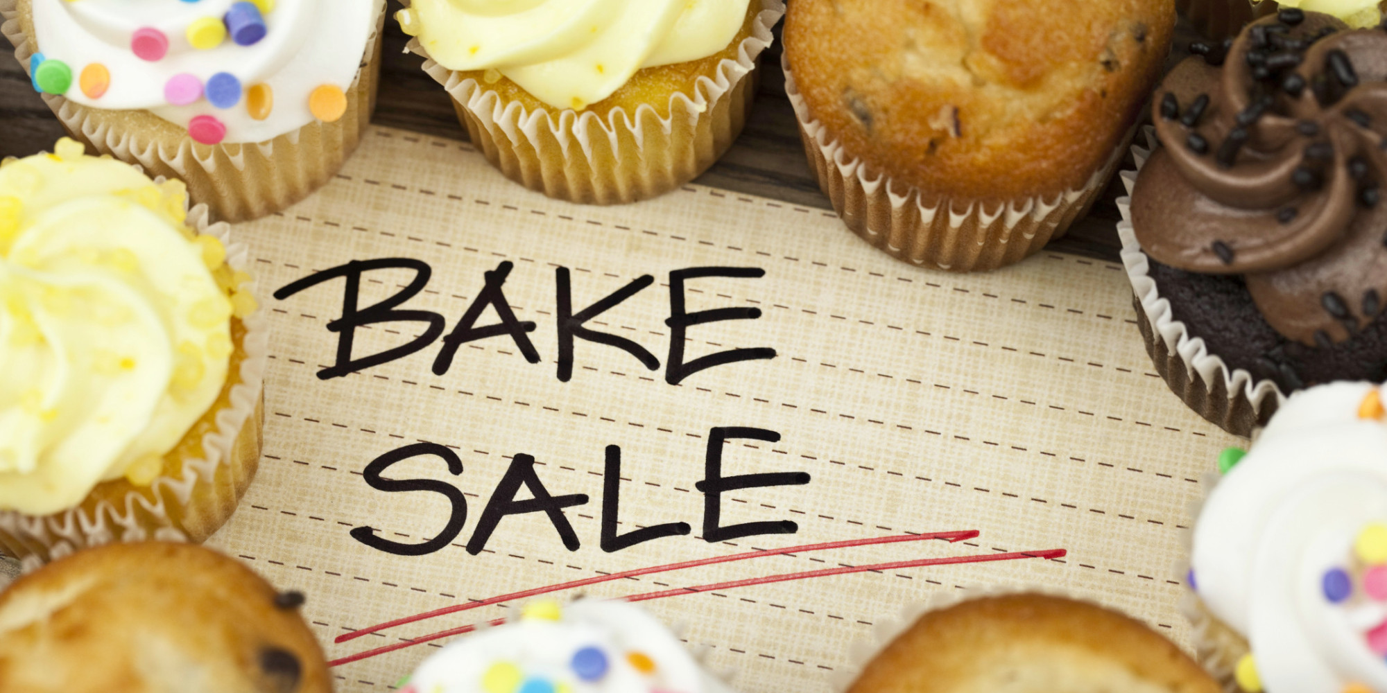 successful bake sale tips
