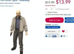 Toys R Us Pulls 'Breaking Bad' Dolls Following Angry Mom's Petition