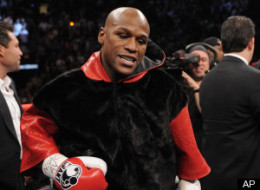 Floyd Mayweather Security Guard
