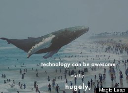 Google Investing In Magic, Floating Whales