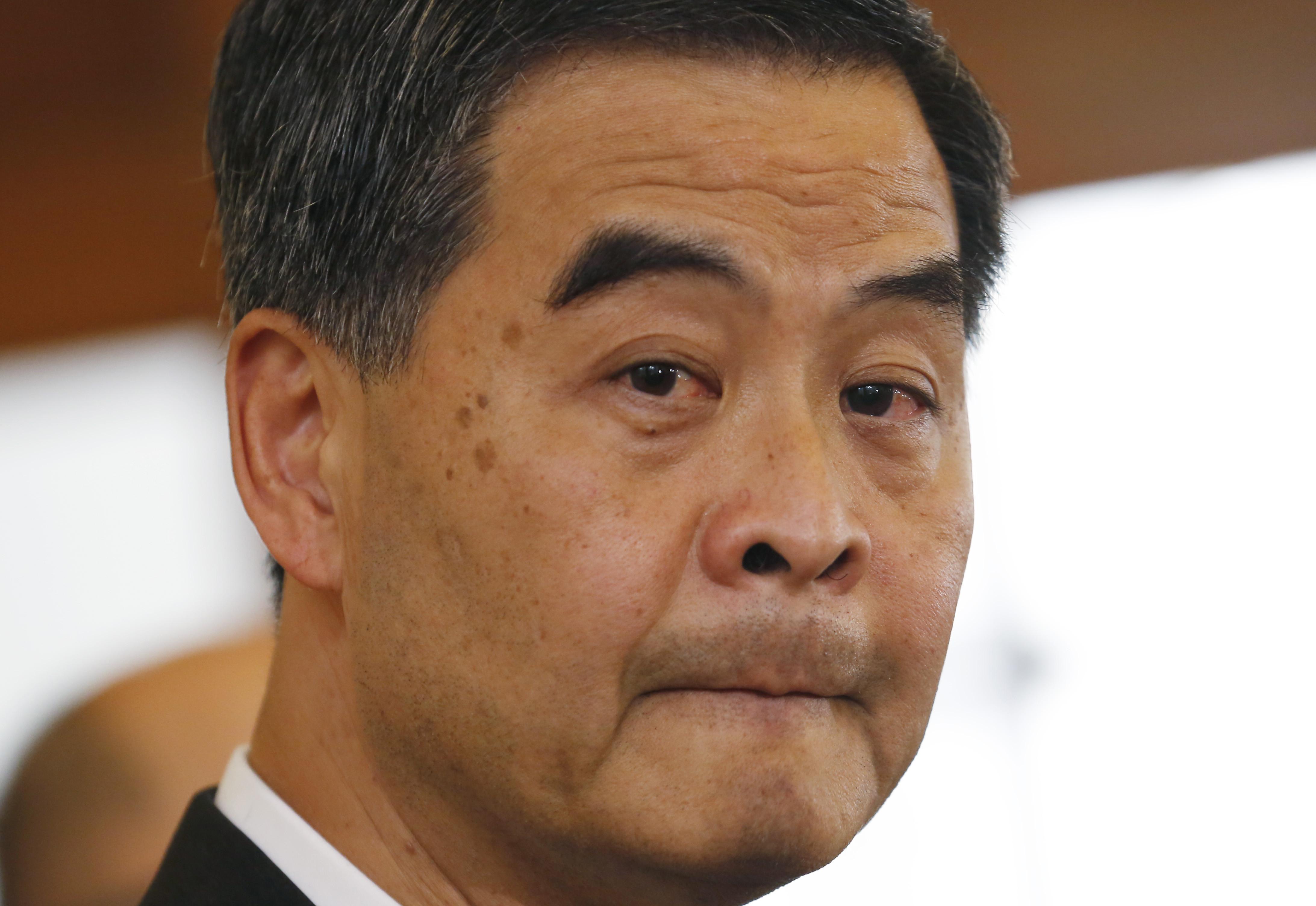 leung hong kong
