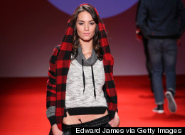 Target Shows Off Chic Looks At Toronto Fashion Week