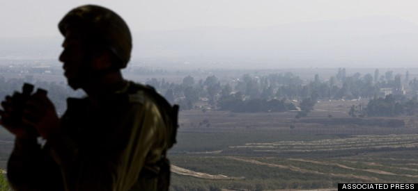 2 Israeli Troops Wounded By Gunfire From Egypt