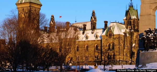 Multiple Shootings Near Canadian Parliament In Ottawa, Soldier Hit