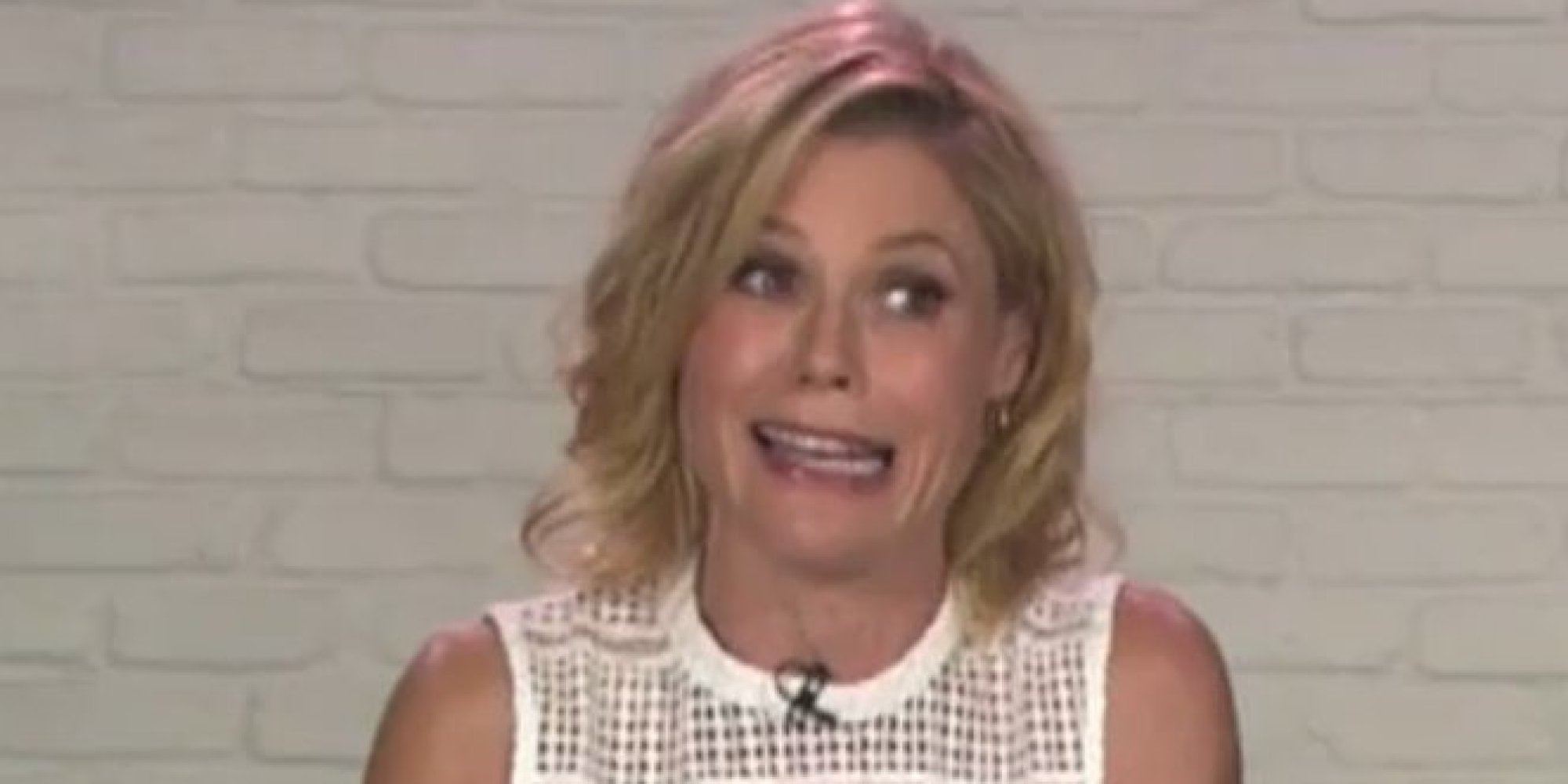 Julie Bowen On Parenting Twins Make Friends With Exhaustion