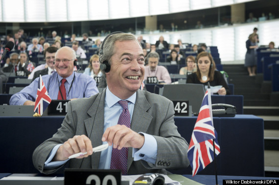 nigel farage european parliament