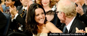 JULIA LOUIS DREYFUS ACADEMY AWARDS