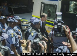 Here Was What Oscar Pistorius' First Day In Jail Was Like