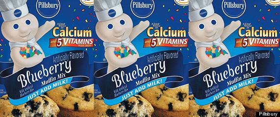 pillsbury muffins