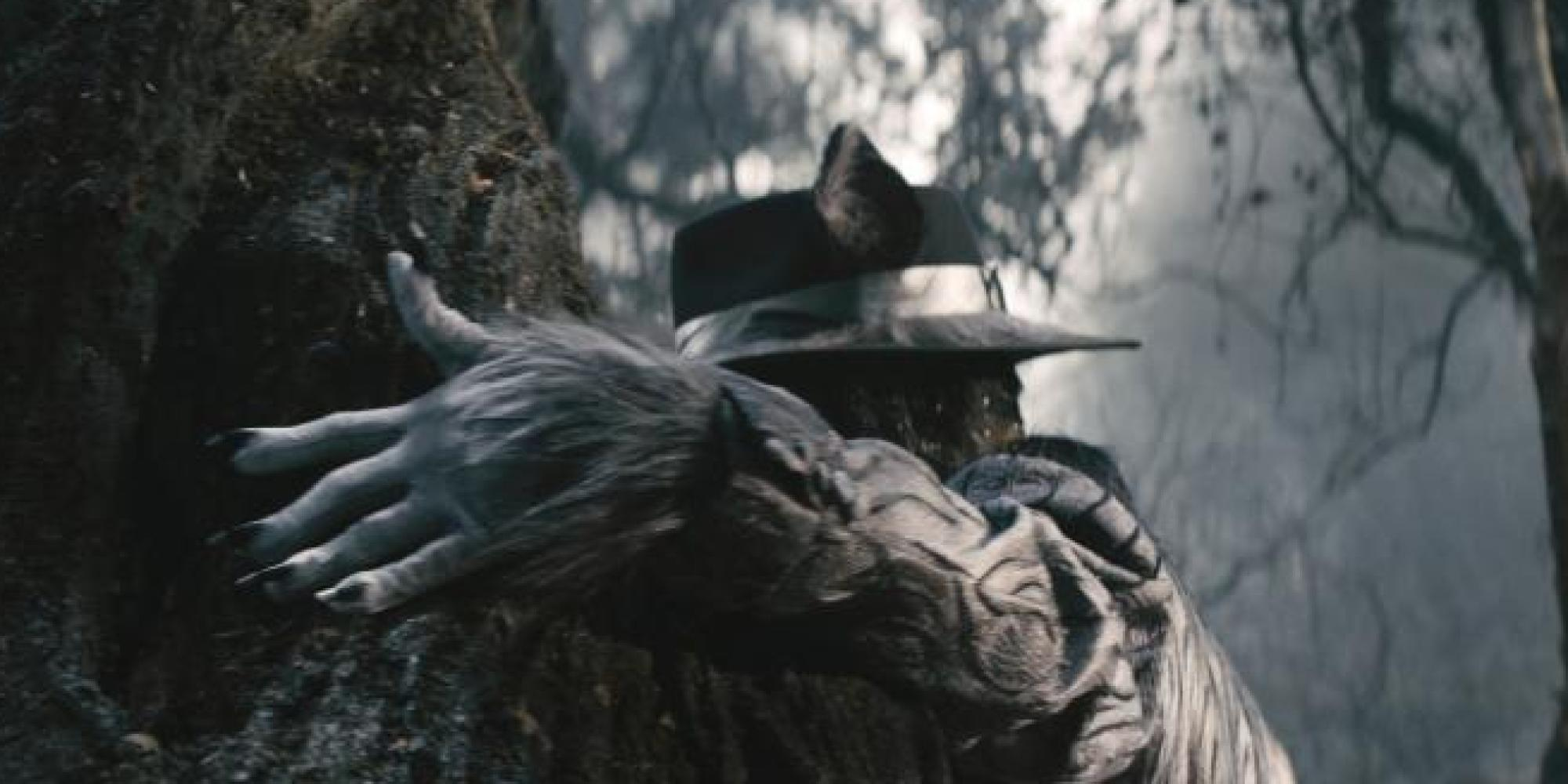 This Is What Johnny Depp Looks Like In 'Into The Woods ...