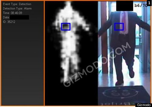 100 Body Scans From Security Checkpoint Leaked Pictures