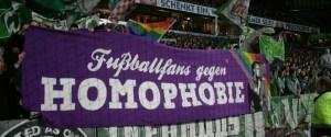 Fuball Homophobie