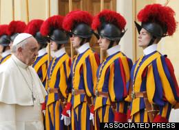 Prêts à mourir pour défendre le pape