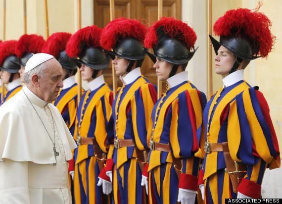 Pontifical Swiss Guard - Wikipedia