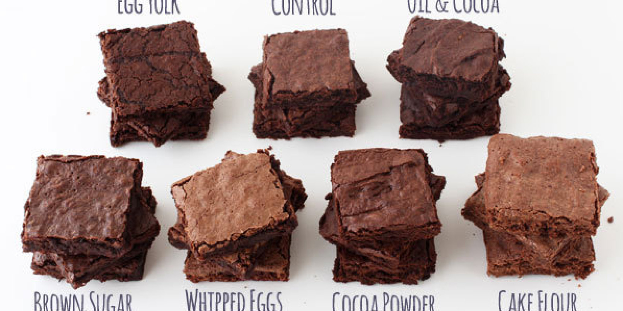 ... Ultimate Scientifically-Tested Guide To Baking The Perfect Brownies