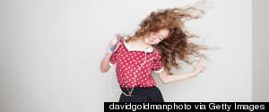 GIRL DANCE MUSIC