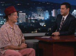 Jimmy Kimmel Says Bill Murray's Parenting Advice Is 'Right On!'