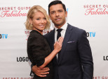 Mark Consuelos Didn't Think He Had A Chance With Kelly Ripa