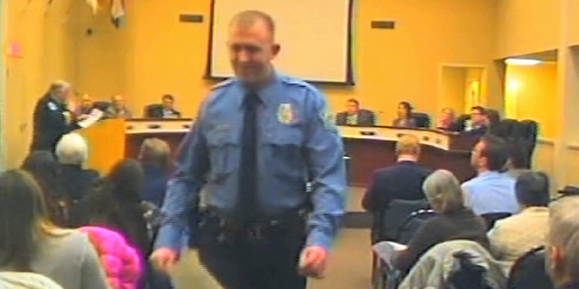 Report: Several Black Witnesses Largely Back Up Officer's ...