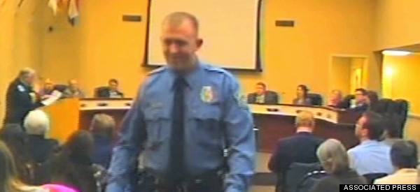 Some Black Witnesses Back Up Officer's Account Of Michael Brown Shooting