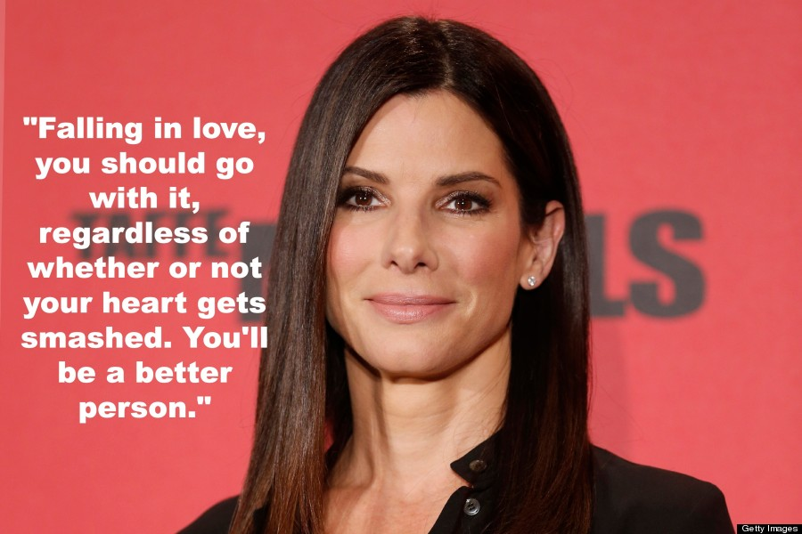 9 Sandra Bullock Quotes That Prove She's The Most Relatable