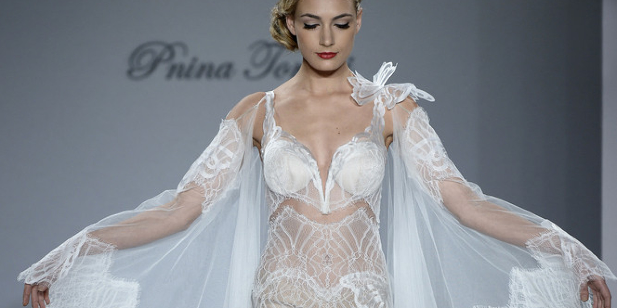 Wedding Dresses: These Wedding Dresses Are For Brides Who Dare To Go Bare