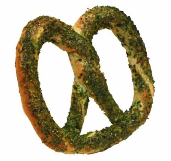 seaweed pretzel