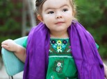 Toddler Wears Unbelievably Cute Costumes Every Day For A Month