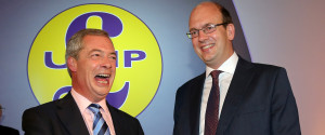 MARK RECKLESS FARAGE
