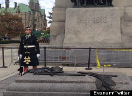 Resilience And Remembrance Mark Anniversary Of Parliament Hill Attack