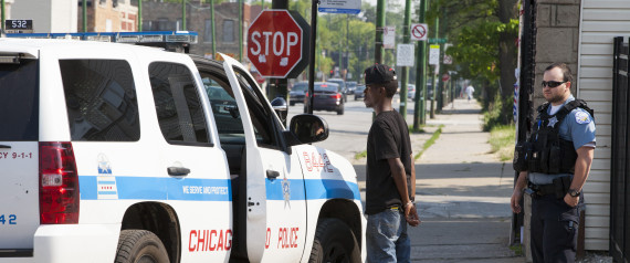 Chicago Students Police The Police Report Chicago Police Are
