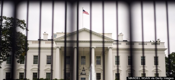 Man Jumps White House Fence, Kicks Security Dogs, Causes Lockdown