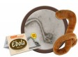 Want Ebola? Supplies Are Running Out, And It's So Soft And Cuddly