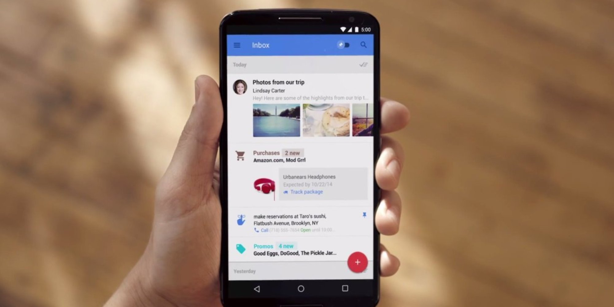 Google 'Inbox' Will Change Email Beyond Recognition