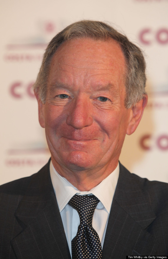 michael buerk height